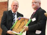 DIAKONIA AWARD FOR  BISHOP VORSTER