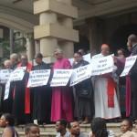 Anti-Xenophobia Prayer Vigil