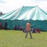 Isipingo Xenophobia Camp Pastoral Visit