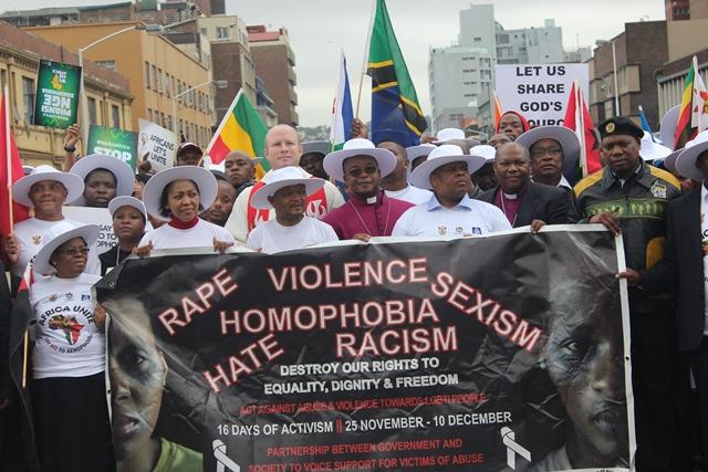 Anti-Xenophobia Prayer