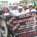 Anti-Xenophobia March