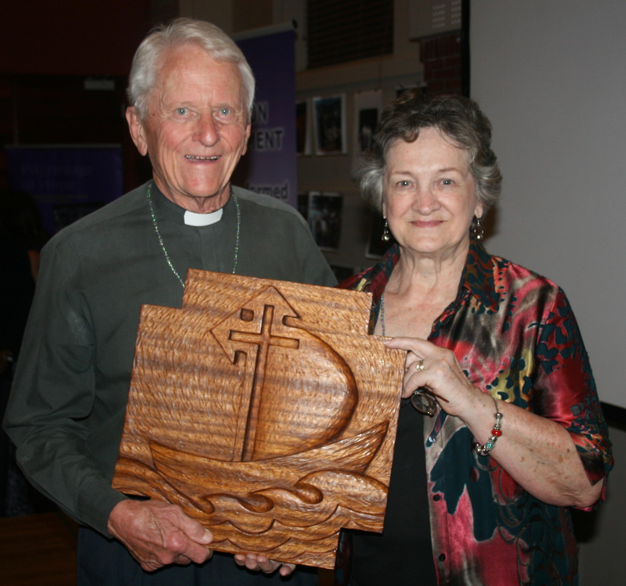 2011 Diakonia Award Recipient