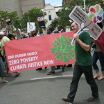 Global Day of Action March
