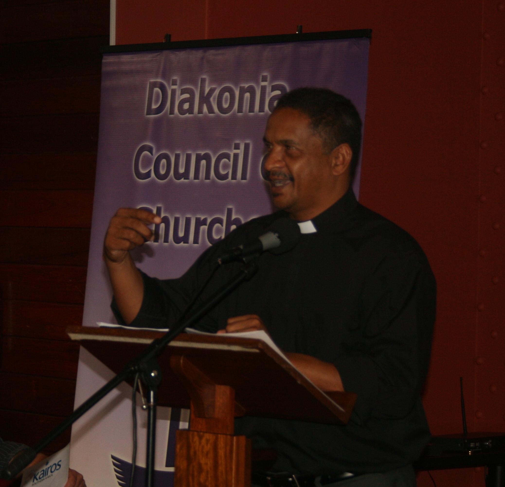 Kairos SA Letter to the ANC