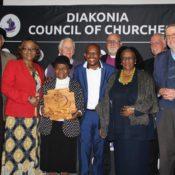 DIAKONIA LECTURE AND AWARD PRESENTATION