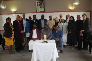 Diakonia hosts urgent Xenophobia meeting, interfaith prayer